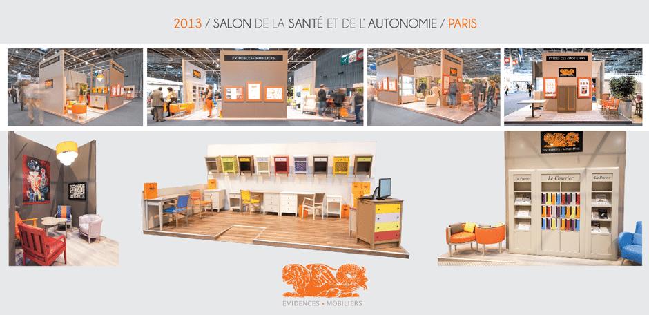 Salons de la Santé et de l'Autonomie 2013